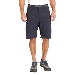 Eddie Bauer Gray Trek Shorts - Size 36 - NWOT